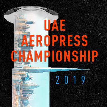 2019 UAE Aeropress Championships